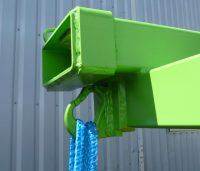 CRP50000 Crochet de sécurité pour anse