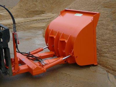 godet hydraulique GVL 500